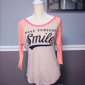 AE Make Someone Smile Shirt 🦅
